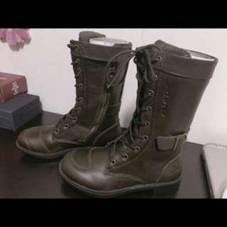 🎀全新現貨🎀 EXUSTAR E-SBT123L女用重機車靴