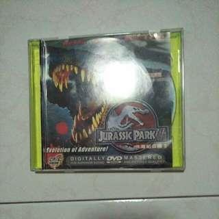Jurassic Park 3 Lost World DVD