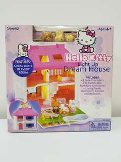 稀有 hello kitty Dream house