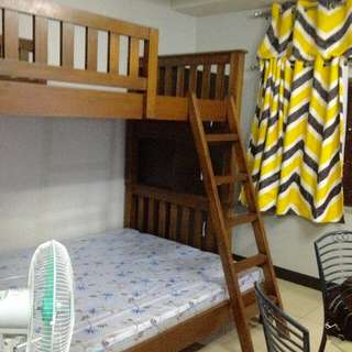 Condominium for rent Manhattan Parkway Cubao