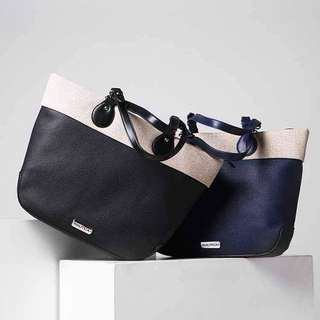 Branded Nautica Tote Bag