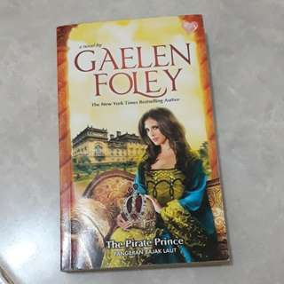 Novel Terjemahan Gaelen Foley