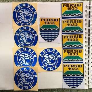 Sticker Persib Bandung