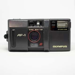 Olympus AF-1 (Tested)