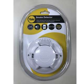 Yale Smoke Detector Offer @ $33 + Free Delivery! ( Brand New )