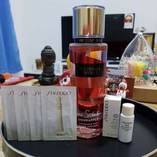 Pure Seduction Fragrance Mist (with free gift)