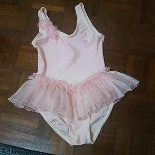 Ballerina leotard