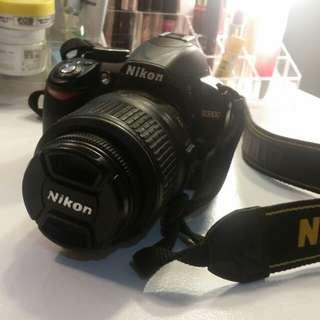 NIKON D3100 FOR SALE