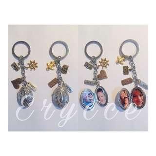 Key chain Locket