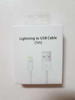 Apple original Lightning Cable