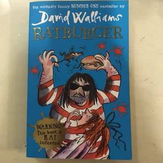 Ratburger by David Williams