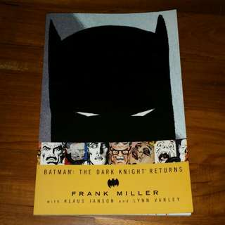 Batman the dark knight return