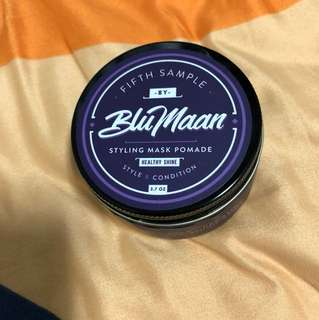 Fifth Sample Pomade