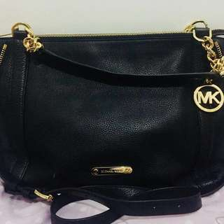 Michael Kors tote bag in gold chain