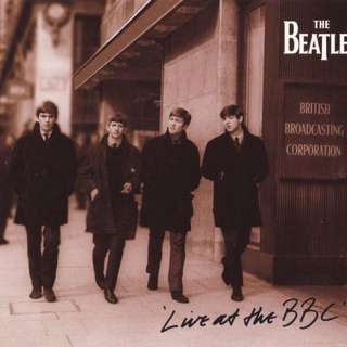 [2CD] BEATLES - LIVE AT THE BBC