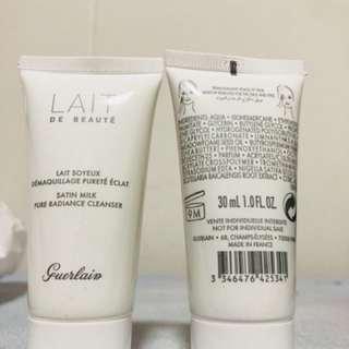 Guerlain makeup remover