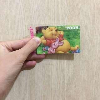 悠遊卡貼紙全新 台南火車站 高雄梓官面交