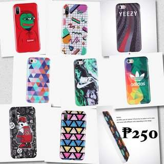 iPhone cases design assorted accessories
