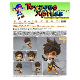 GSC - Nendoroid 730 - Overwatch - Tracer: Classic Skin Edition