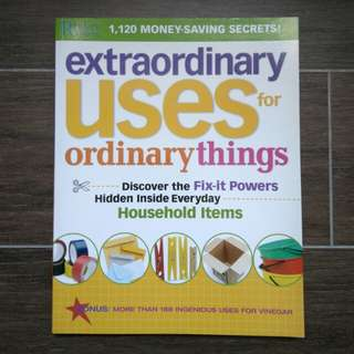 BN Extraordinary Uses for Ordinary Things