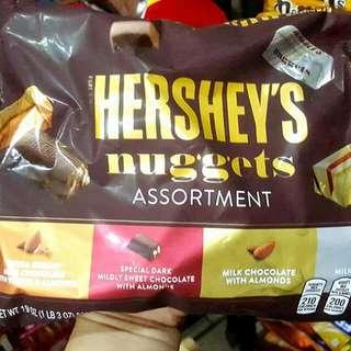 Hersheys Nuggets assorted