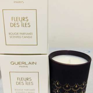 Guerlain scented candle