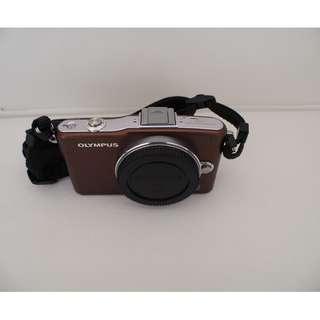 Infrared Camera - Olympus EPM 1