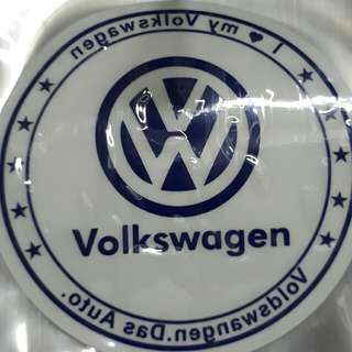 Volkswagen Car Decal
