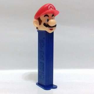 (RM10KiraOn) Nintendo Mario Bros Candy Pez Dispenser