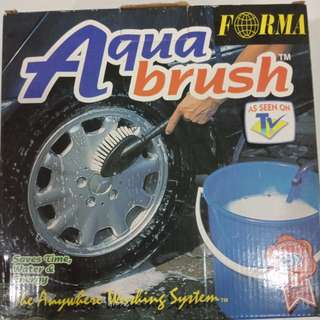 Cars aqua brush