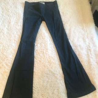 Free People Flares / Bellbottoms