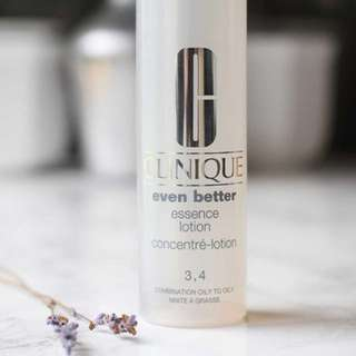 Clinique Even Better Essence Solution (Combination Oily to Oily)