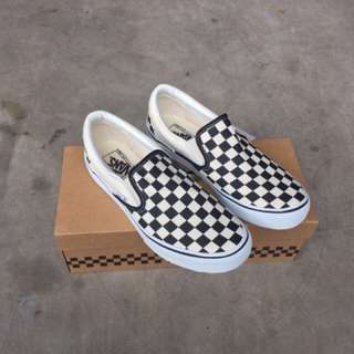 Vans Slipon Japan Domestic Market