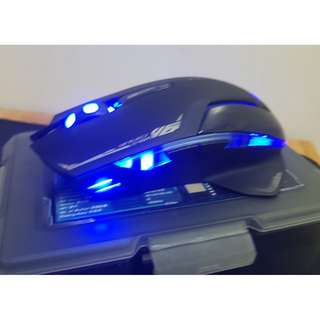 E-Blue Mazer Wireless Gaming Mouse (2500 DPI) w/ Free Extended Mousepad