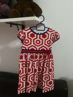 baby dress - poney