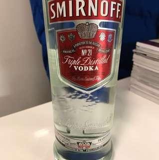 Smirnoff No.21 vodka 75cl e