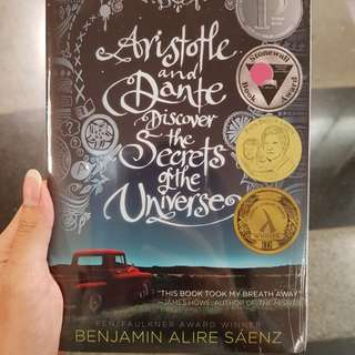 Aristotle and Dante Discover the Secrets of the Universe [NEW ORI]
