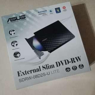 ASUS External Slim DVD -RW