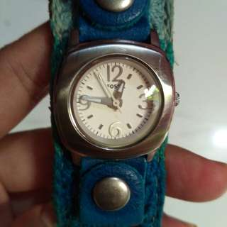Fossil watch vintage n rare