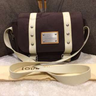 Authentic LV cup limited edition sling bag with card and dustbag