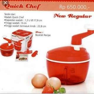Quick chef