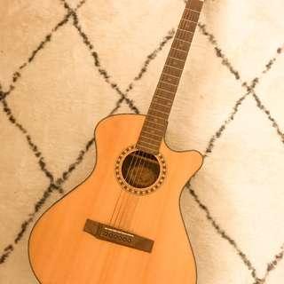Andrew White Original Guitar