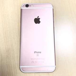 9成新 IPhone 6S 粉紅色(64GB)
