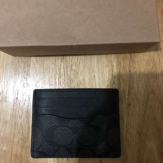 Coach ID/Card case