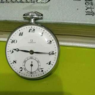 Omega 懷錶