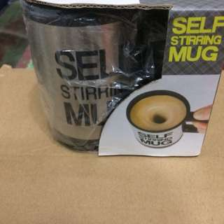 🚚 Self stirring mug 自動咖啡攪拌馬克杯