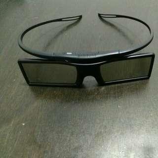 全新三星3D眼鏡兩副,每副$100