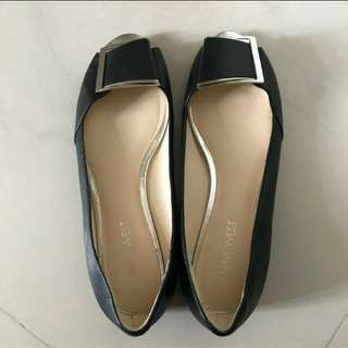 Nine West 平底鞋 (size:5.5,with box)
