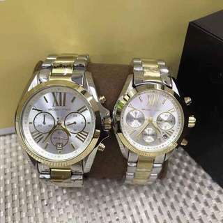 MK Bradshaw Couple Watch