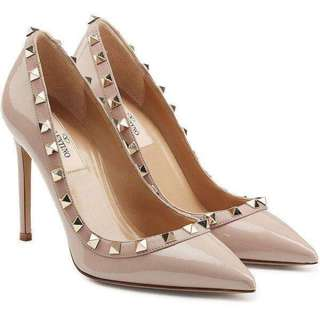 VALENTINO beige stiletto high heels